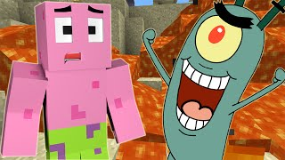 getlinkyoutube.com-Minecraft : Spongebob Episode 13 - GIANT PLANKTON (Minecraft Roleplay)