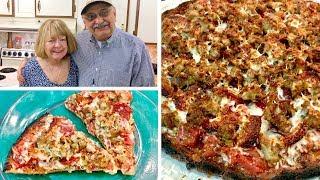 Delete the Wheat Pizza Redo (to high carb dough say adieu)