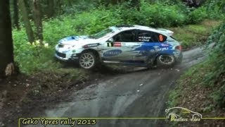 getlinkyoutube.com-Ypres rally | Crashes [HD] Devillersvideo