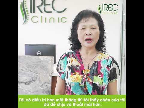 Cô Vinh - Bệnh nhân Thoát vị đĩa đệm Cột sống thắt lưng