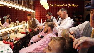 'snips' episode 3 - Barber Barber, by Jon Dean