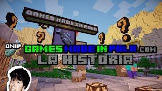 getlinkyoutube.com-La historia de GamesMadeInPola - Servidor Minecraft 1.8 1.9 & 1.10