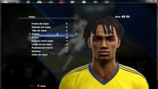 getlinkyoutube.com-Cara: Cuadrado PES 2013