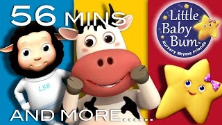 getlinkyoutube.com-If You're Happy And You Know It | Plus Lots More Nursery Rhymes | 56 Minutes from LittleBabyBum!