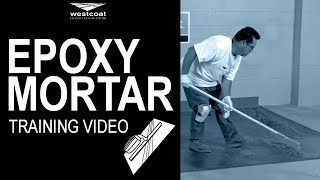 getlinkyoutube.com-Westcoat Epoxy Mortar System Training Video