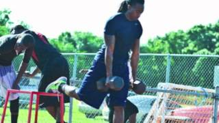 getlinkyoutube.com-Chris Johnson Summer Workout 1