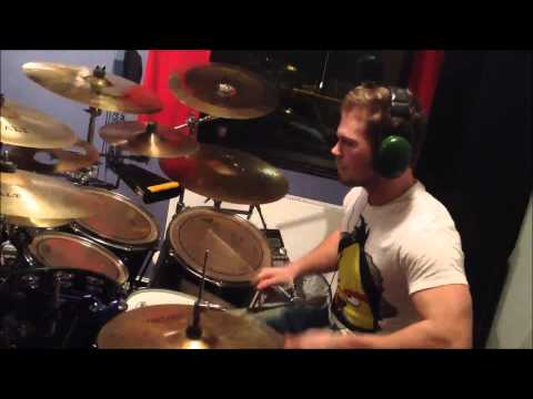Violent Pornograpy - System of a down - Drum cover, Trummor av Jonas Bengtsson