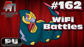 getlinkyoutube.com-Pokemon X and Y WiFi Battle LIVE #162: Seviper Saves the Day