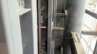 getlinkyoutube.com-【HD・多角度】フジテックエレベーター イトーヨーカ堂大和鶴間店 4号機
