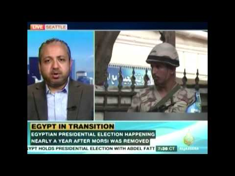 Mohamad Elmasry on Sisi's Election