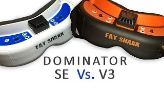 getlinkyoutube.com-Fat Shark Dominator SE Vs. V3's - Which One Is Best For You?