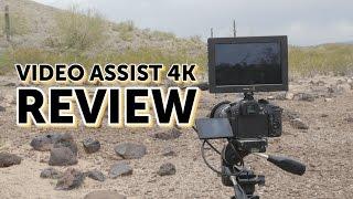 getlinkyoutube.com-Blackmagic Video Assist 4K REVIEW