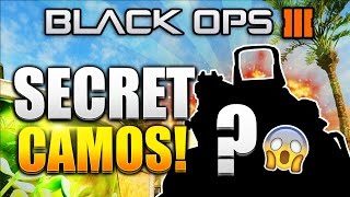 "getlinkyoutube.com-Black Ops 3 - ""SECRET RARE CAMOS!"" BLACK OPS 3 ""NUKETOWN CAMO"" - (Black Ops 3 rare secret camos)"