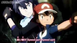 getlinkyoutube.com-【MAD AMV】 Pokemon XY & Z Opening 「 Believe in Myself」