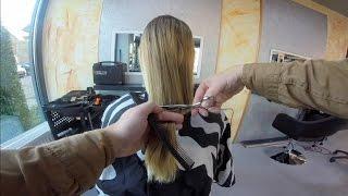 getlinkyoutube.com-Karin (Impression Of A Haircut)