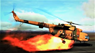 getlinkyoutube.com-DCS World 2 Helicopter Crashes Compilation - 1440p 60fps