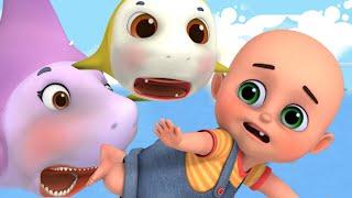 Baby Shark doo doo doo song - Nursery rhymes for kids  Popular nursery rhymes collection jugnu kids width=