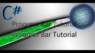 getlinkyoutube.com-C# Progress Bar Tutorial! | Tut #4