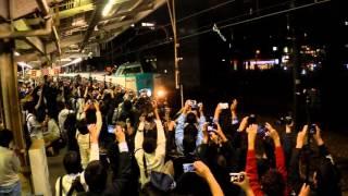 getlinkyoutube.com-【ラストラン】381系くろしお 新大阪駅発車