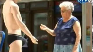 getlinkyoutube.com-Funny crazy joke , and Big penis
