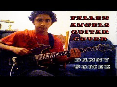 Black Veil Brides - Fallen Angels Full Version New (Cover By Danny Gomez)