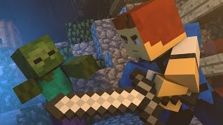 "getlinkyoutube.com-♪ ""Fighting For Love"" - A Minecraft Parody of Waiting For Love By Avicii (Music Video)"