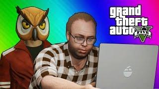 getlinkyoutube.com-GTA 5 Heists #4 - The Bank Robbery (GTA 5 Online Funny Moments) [Part 2]