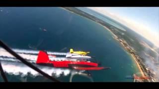Team AeroDynamix  Ilopango AirShow 2016