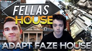 getlinkyoutube.com-The Fellas HOUSE! Syndicate Changes a Life, Adapt Moves In, FaZe Jev & Rain - Scarce