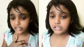 Video of a cancer-affected girl begging father for money for treatment goes viral