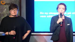 En ny skogspolitik på väg – vem sätter agendan? - introduktion av seminariet
