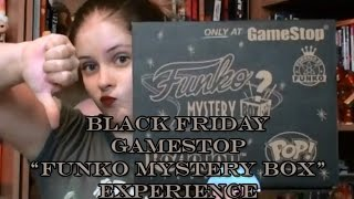 "getlinkyoutube.com-GameStop's Black Friday ""Mystery Funko Box"": My Experience"