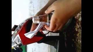 getlinkyoutube.com-Cara Membuat lensa cembung dari dop untuk membakar (how to create biconvex lense)