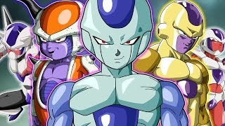 getlinkyoutube.com-All Of Frieza's Race Forms And Transformations