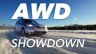 getlinkyoutube.com-AWD Showdown: Subaru Forester vs. Honda CR-V vs. Toyota RAV4 | Consumer Reports