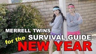 getlinkyoutube.com-New Years Survival - Merrell Twins