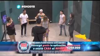getlinkyoutube.com-Asi se originó principalmente la pelea Mariano - Francisco