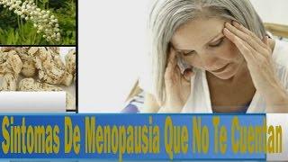 getlinkyoutube.com-Sintomas De La Menopausia Que Nadie Te Cuenta