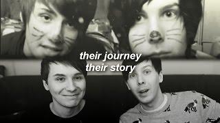 getlinkyoutube.com-their journey | dan and phil