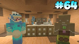 getlinkyoutube.com-Minecraft Xbox Lets Play - Survival Madness Adventures - Cookie Monster [64]