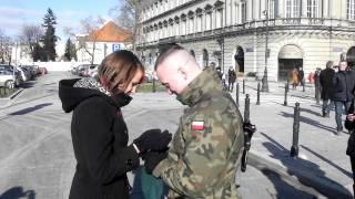 getlinkyoutube.com-wymarzone zaręczyny z żołnierzem 13.02.11