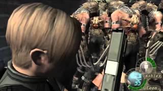 getlinkyoutube.com-Resident evil 4 Modo Imposible Completado Capitulo 2/2