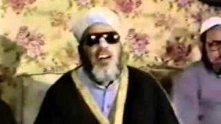 الشيخ كشك , قصة سيدنا موسى مع الفتاتين