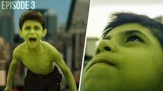 The Hulk Transformation Episode 3 | A Short film VFX Test