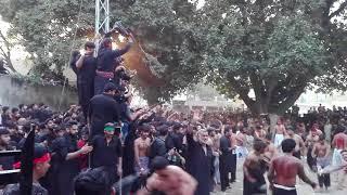 10 Muharram 2nd Juloos Zanjeer Zani Madina Syedan 1439AH 2017