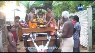 பருத்தி நகர் பழவத்தை காளி அம்மன் கோவில் தீர்த்தத்திருவிழா