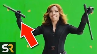 flushyoutube.com-10 Marvel Bloopers You Haven't Seen From Fun Superhero Actors!