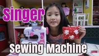 getlinkyoutube.com-Greatest Sewing Machine for Kids!