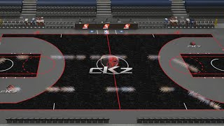getlinkyoutube.com-NBA 2K16 cKz Pro Am Court & Jersey Creation