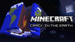 getlinkyoutube.com-Minecraft: CRACK IN THE WORLD - Adventure Map